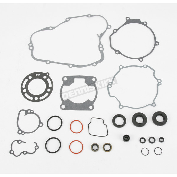 Moose Complete Gasket Set with Oil Seals - M811414