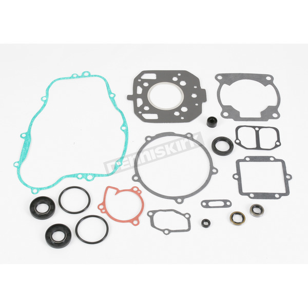 Moose Complete Gasket Set with Oil Seals - M811420