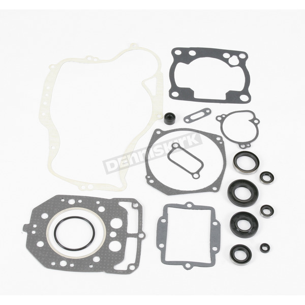 Moose Complete Gasket Set with Oil Seals - M811452
