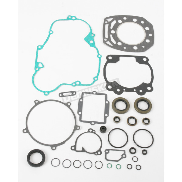 Moose Complete Gasket Set with Oil Seals - M811474