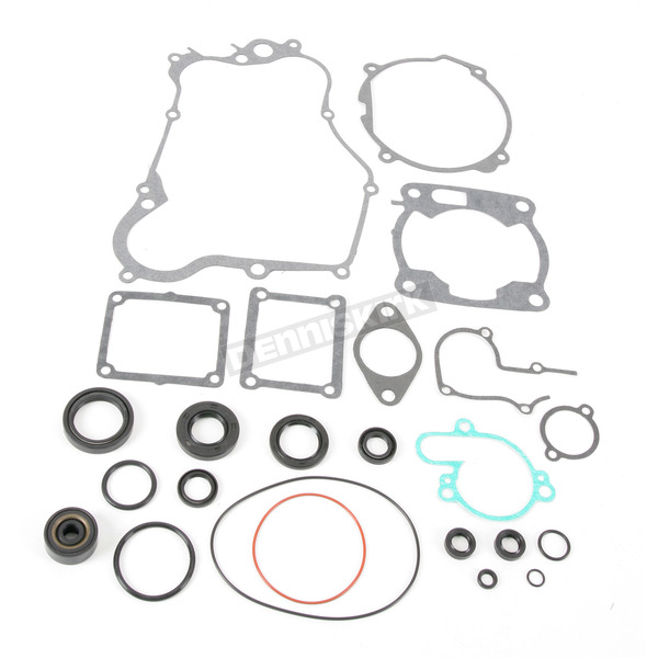 Moose Complete Gasket Set with Oil Seals - M811631
