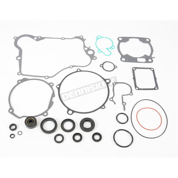 Moose Complete Gasket Set with Oil Seals - M811632
