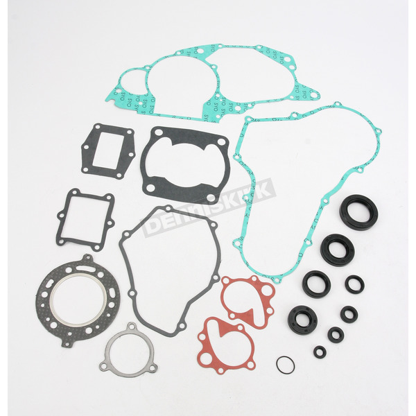 Moose Complete Gasket Set with Oil Seals - M811814