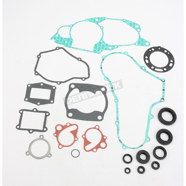 Moose Complete Gasket Set with Oil Seals - M811815
