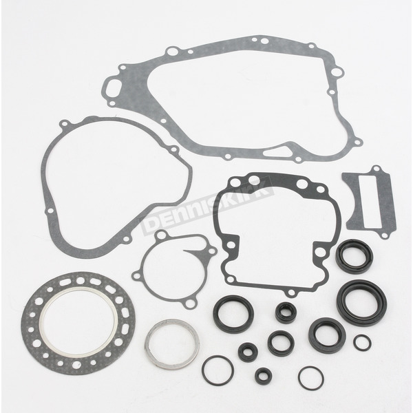 Moose Complete Gasket Set with Oil Seals - M811834