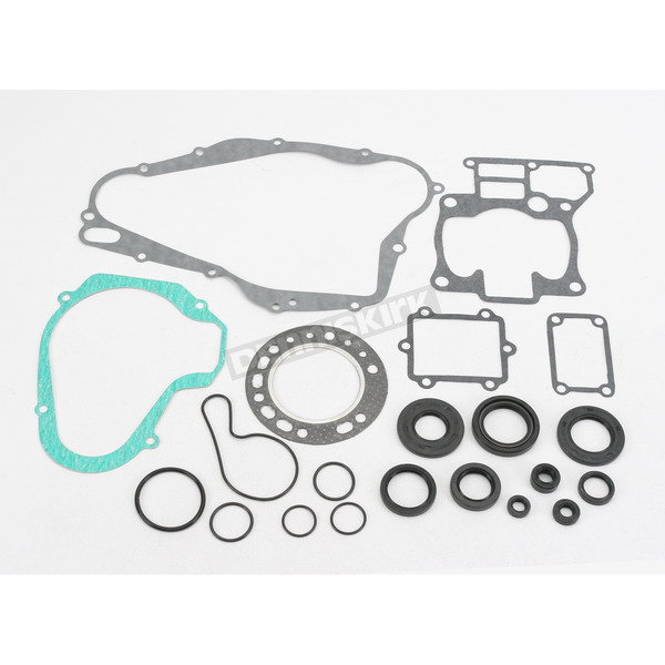 Moose Complete Gasket Set with Oil Seals - M811822