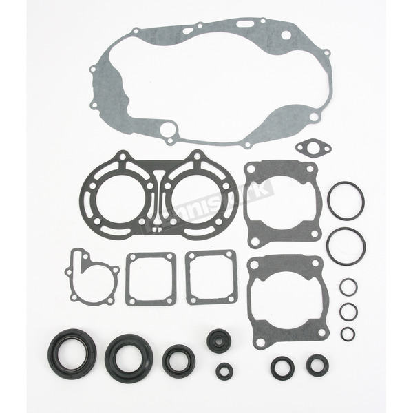 Moose Complete Gasket Set with Oil Seals - M811812