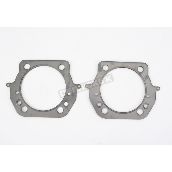 Cometic 4 in. Bore, .025 in. Head Gaskets - C9877