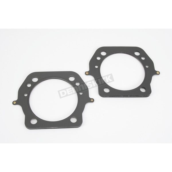 Cometic 4 in. Bore,.040 in. Head Gaskets - C9880