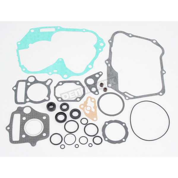 Moose Complete Gasket Set with Oil Seals - 0934-0094