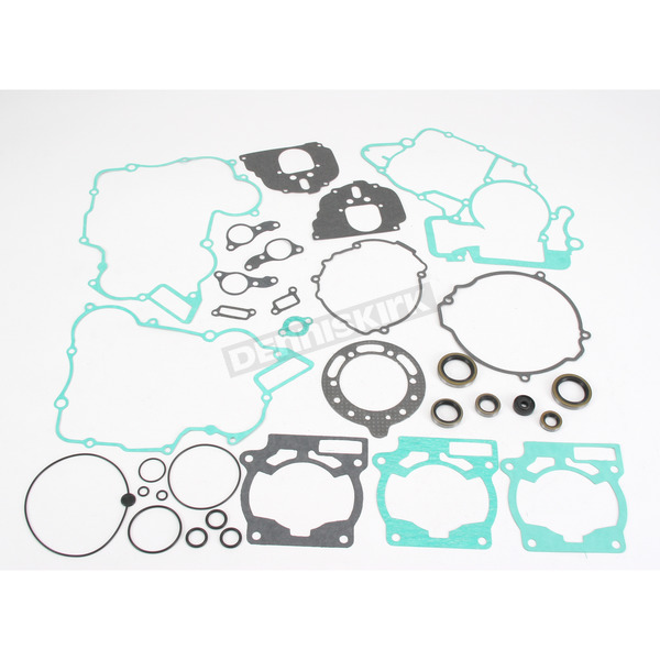 Moose Complete Gasket Set with Oil Seals - 0934-0111