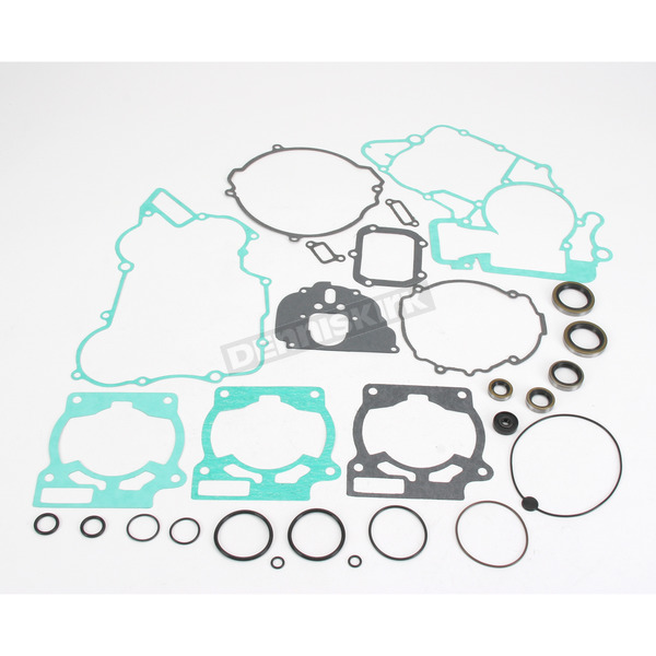 Moose Complete Gasket Set with Oil Seals - 0934-0112
