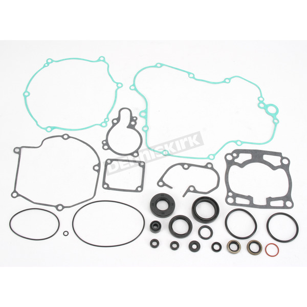 Moose Complete Gasket Set with Oil Seals - 0934-0114