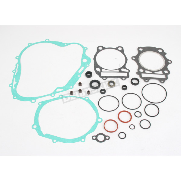 Moose Complete Gasket Set with Oil Seals - 0934-0115