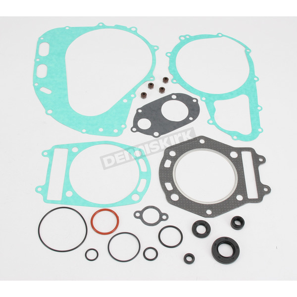 Moose Complete Gasket Set with Oil Seals - 0934-0117