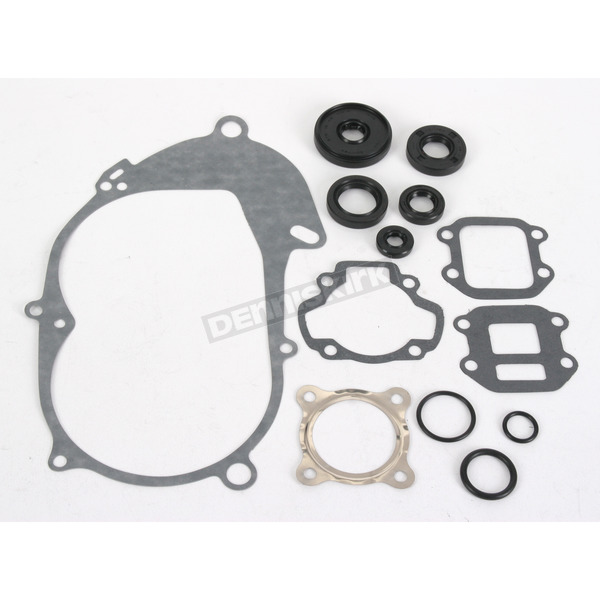 Moose Complete Gasket Set with Oil Seals - 0934-0118