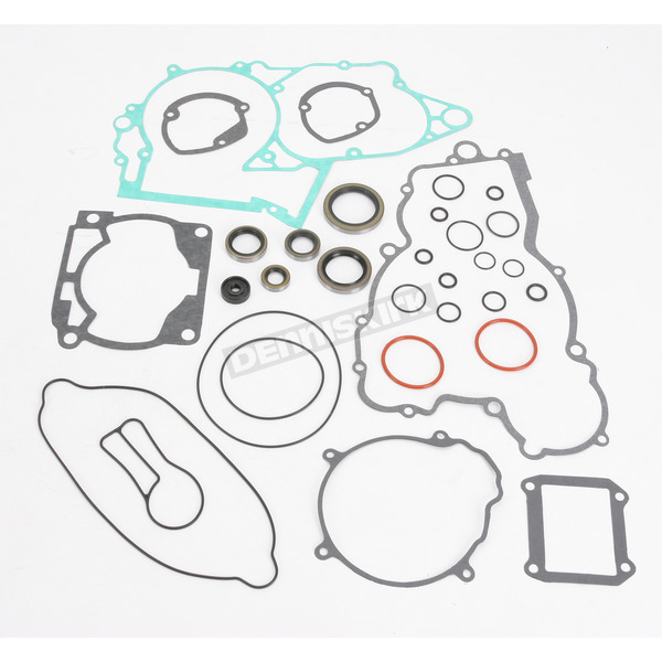 Moose Complete Gasket Set with Oil Seals - 0934-0473