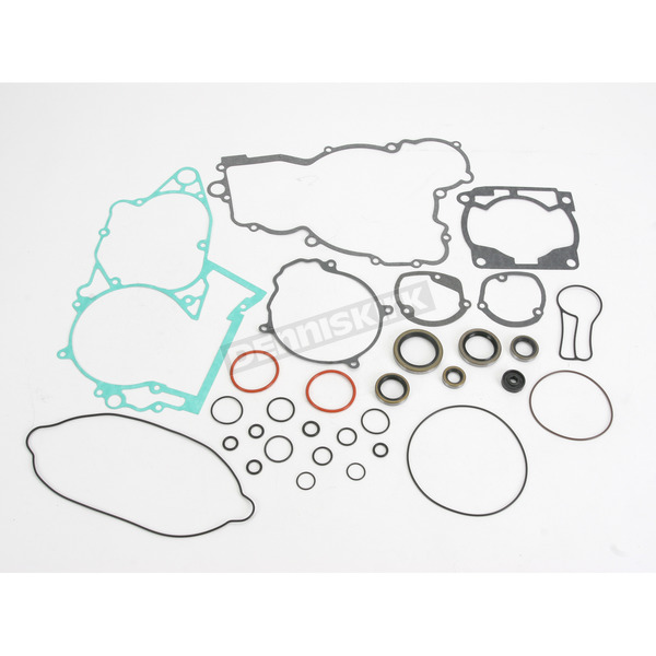 Moose Complete Gasket Set with Oil Seals - 0934-0482