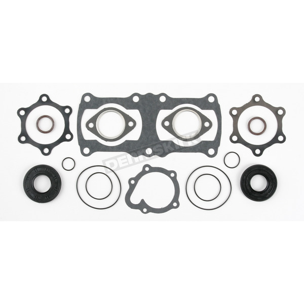 Winderosa 2 Cylinder Engine Complete Gasket Set - 711209