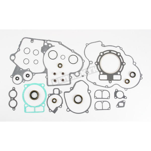 Moose Complete Gasket Set with Oil Seals - 0934-0631
