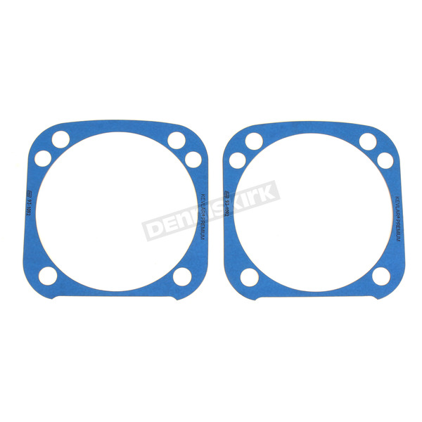 S&S Cycle Base Gasket 4 1/8 in. Bore, .048 Thick w/Stock Bolt Pattern - 93-1921