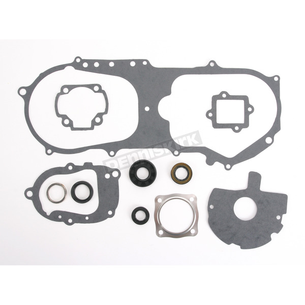 Moose Complete Gasket Set with Oil Seals - 0934-0705