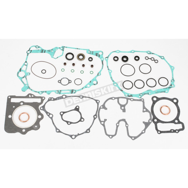 Moose Complete Gasket Set with Oil Seals - 0934-0707
