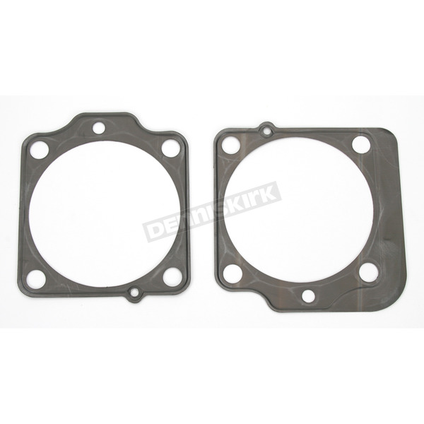 Viton-Coated Steel Base Gaskets - .020 in. - C9987