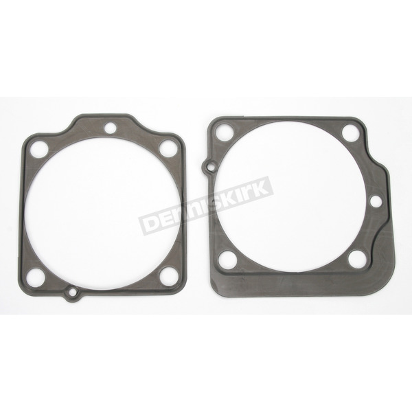 Cometic Viton-Coated Steel Base Gaskets w/3 5/8 in. big bore, .020 in. - C9988