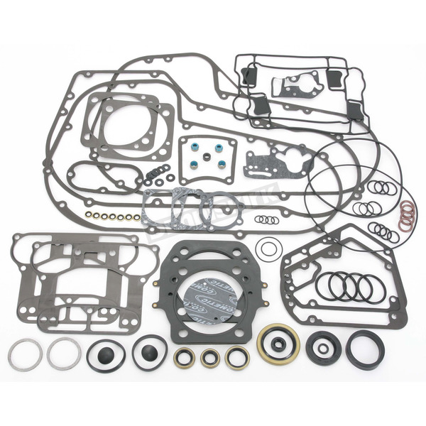 Cometic Extreme Sealing Technology (EST) Motor Only Gasket Set for Models w/4.00 in. Bore Complete S&S Motor Kit w/S&S Rocker Boxes - C9940