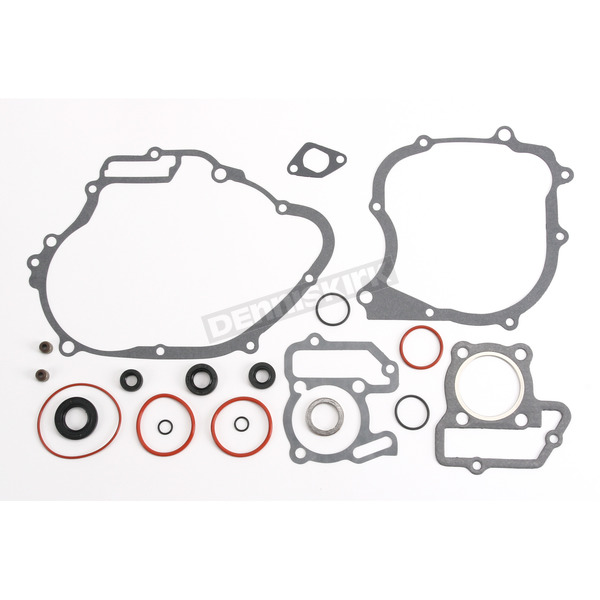 Moose Complete Gasket Set with Oil Seals - 0934-0873