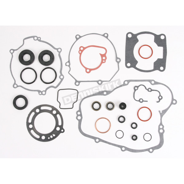 Moose Complete Gasket Set with Oil Seals - 0934-0876