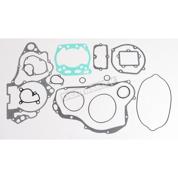 Moose Complete Gasket Set with Oil Seals - 0934-0974