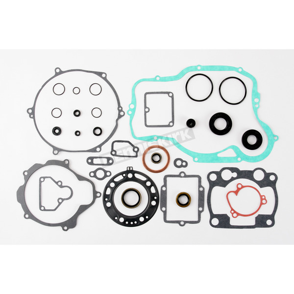 Moose Complete Gasket Set with Oil Seals - 0934-1003