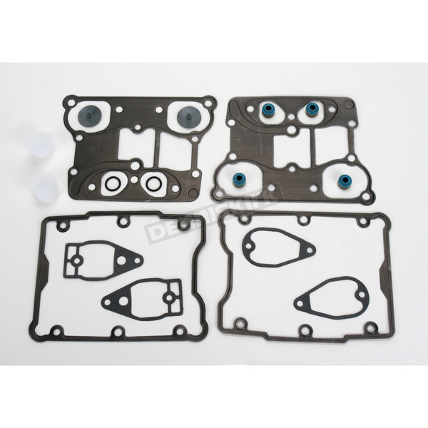 Cometic Rocker Box Gasket Set for Models w/Screamin Eagle Rocker Boxes - C9167
