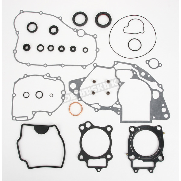 Moose Complete Gasket Set with Oil Seals - 0934-1475