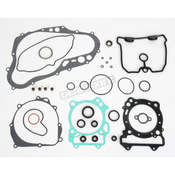 Moose Complete Gasket Set with Oil Seals - 0934-1482