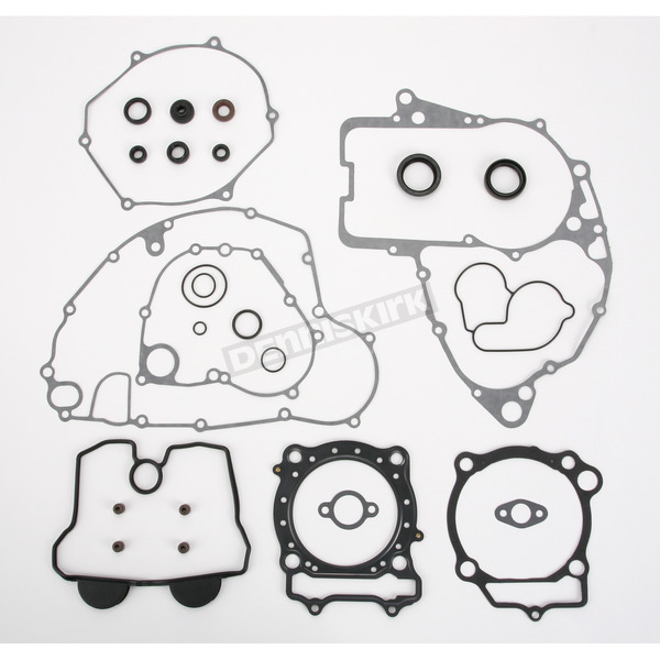 Moose Complete Gasket Set with Oil Seals - 0934-1483