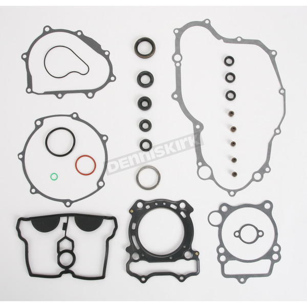 Moose Complete Gasket Set with Oil Seals - 0934-1484