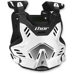 White/Black Youth Sentinel GP Roost Deflector - 2701-0759