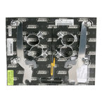 No-Tool Trigger-Lock Hardware Kit for Sportshield - MEM8928