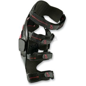 Alpinestars Left B2 Carbon Knee Brace - 6500412-10-M