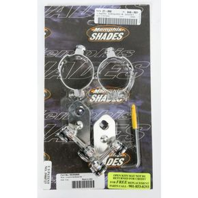 Memphis Shades Lowers Hardware Kit - MEM9890