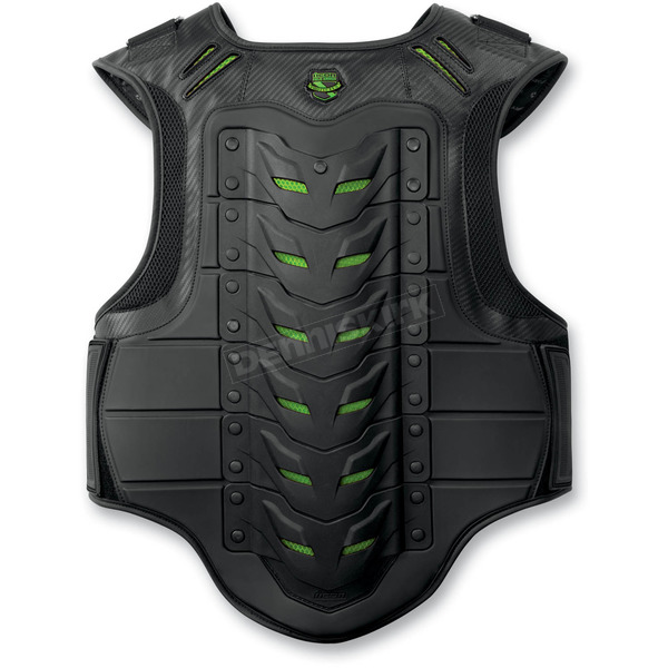 Icon Green Stryker Vest - 2701-0615