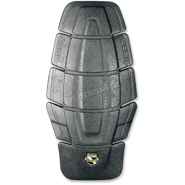 Icon Back Field Armor Impact Protector - 2702-0087