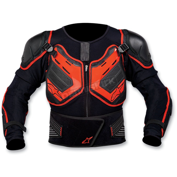Alpinestars Bionic Jacket for BNS (Bionic Neck Support) - 650650-13-L