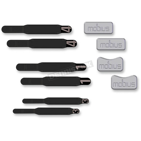 Mobius XX-Small X8 Knee Brace Strap Kit - 2050200