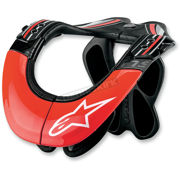 Alpinestars BNS Tech Carbon Neck Support - 6500014-1430-LX