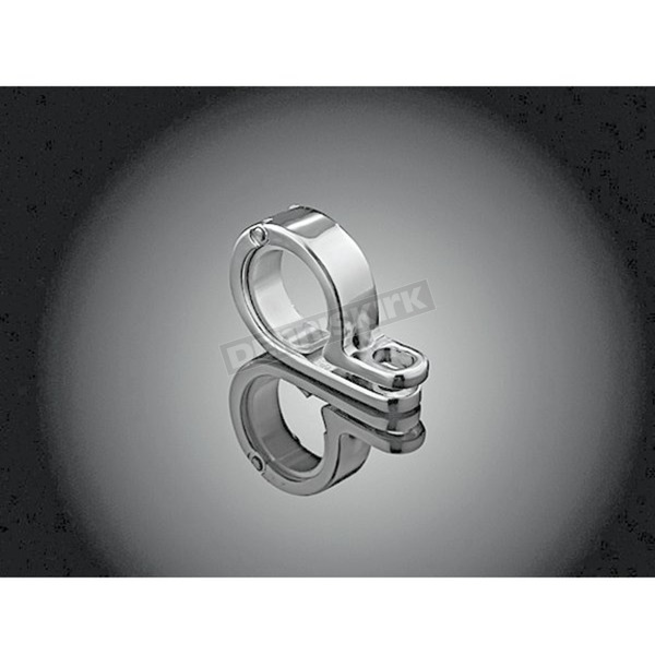 Kuryakyn 39mm/41mm Chrome P-Clamp - 4014