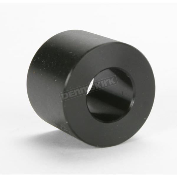Moose Black 25mm x 20mm Delrin Lower Chain Roller - 1231-0039